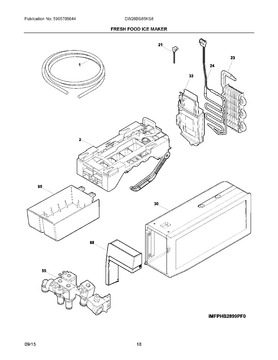 5303918568 Thermostat Defrost Ideal Appliance Parts