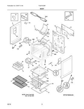 316400117 Panel Ideal Appliance Parts