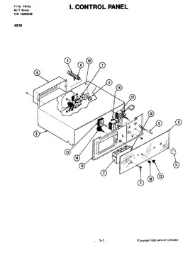 7404p039 60 Thermostat Upper Ideal Appliance Parts