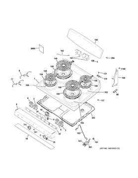 Wb30x31057 8 Quot Element W Sensor Ideal Appliance Parts
