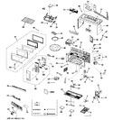Wb02x10956 9 Quot X 4 Quot Charcoal Filter Ideal Appliance Parts