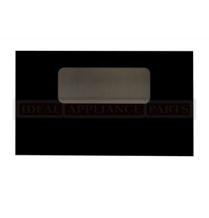 Wb36x5691 Outer Door Glass Black Ideal Appliance Parts