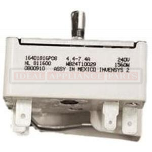 Wb24t10022 Surface Element Switch Ideal Appliance Parts