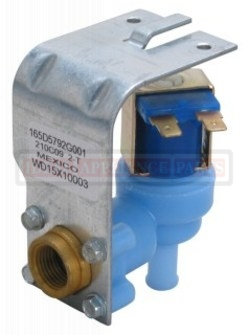 Wd15x10003 Water Inlet Valve Ideal Appliance Parts